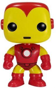 Los mejores FUNKO POP de Marvel - Funko Iron man - Funko de Iron man clásico