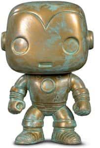 Los mejores FUNKO POP de Marvel - Funko Iron man - Funko de Iron man coleccionista