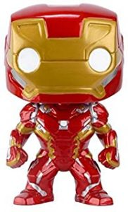 Los mejores FUNKO POP de Marvel - Funko Iron man - Funko de Iron man en CW