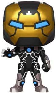 Los mejores FUNKO POP de Marvel - Funko Iron man - Funko de Iron man oscuridad