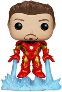Los mejores FUNKO POP de Marvel - Funko Iron man - Funko de Iron man sin máscara
