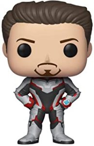 Los mejores FUNKO POP de Marvel - Funko Iron man - Funko de Tony Stark en End Game