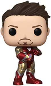 Los mejores FUNKO POP de Marvel - Funko Iron man - Funko de Tony Stark en Vengadores