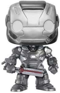 Los mejores FUNKO POP de Marvel - Funko Iron man - Funko de War Machine en CW