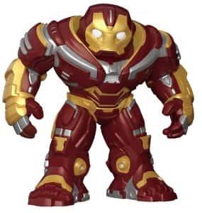 Los mejores FUNKO POP de Marvel - Funko Iron man - Funko de la Hulkbuster