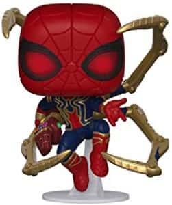Los mejores FUNKO POP de Marvel - Funko Spiderman - Funko de Iron Spiderman
