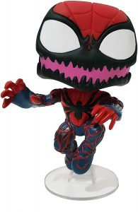 Los mejores FUNKO POP de Marvel - Funko Spiderman - Funko de Spidercarnage