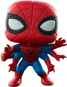 Los mejores FUNKO POP de Marvel - Funko Spiderman - Funko de Spiderman 6 brazos