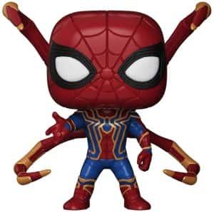 Los mejores FUNKO POP de Marvel - Funko Spiderman - Funko de Spiderman Iron con piernas End Game