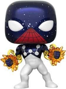 Los mejores FUNKO POP de Marvel - Funko Spiderman - Funko de Spiderman capitan universo