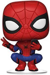 Los mejores FUNKO POP de Marvel - Funko Spiderman - Funko de Spiderman con teléfono Far From Home