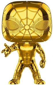 Los mejores FUNKO POP de Marvel - Funko Spiderman - Funko de Spiderman dorado