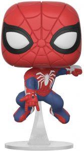 Los mejores FUNKO POP de Marvel - Funko Spiderman - Funko de Spiderman lanzando telas de araña Homecoming