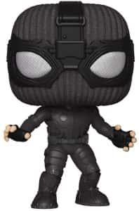 Los mejores FUNKO POP de Marvel - Funko Spiderman - Funko de Spiderman negro