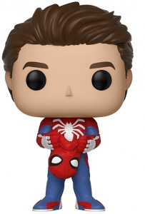 Los mejores FUNKO POP de Marvel - Funko Spiderman - Funko de Spiderman sin máscara