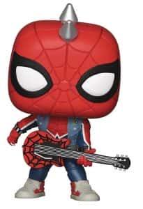 Los mejores FUNKO POP de Marvel - Funko Spiderman - Funko de Spiderpunk