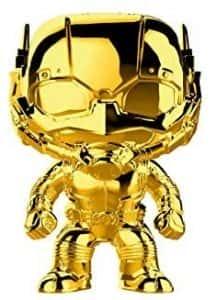 Los mejores FUNKO POP de Marvel - Funko de Antman - Funko de Antman dorado