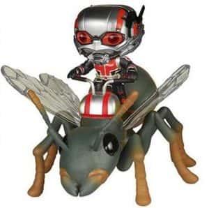 Los mejores FUNKO POP de Marvel - Funko de Antman - Funko de Antman en hormiga