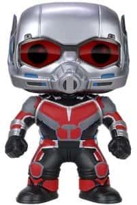 Los mejores FUNKO POP de Marvel - Funko de Antman - Funko de Antman gigante en Civil War