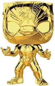 Los mejores FUNKO POP de Marvel - Funko de Black Panther - Funko de Black Panther dorado
