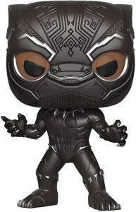 Los mejores FUNKO POP de Marvel - Funko de Black Panther - Funko de Black Panther edición coleccionista