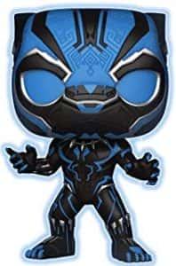 Los mejores FUNKO POP de Marvel - Funko de Black Panther - Funko de Black Panther oscuridad