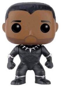 Los mejores FUNKO POP de Marvel - Funko de Black Panther - Funko de Black Panther sin máscara CW