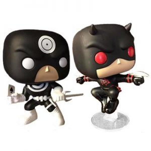 Los mejores FUNKO POP de Marvel - Funko de Daredevil - Funko de Daredevil vs Bullseye