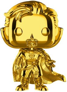 Los mejores FUNKO POP de Marvel - Funko de Doctor Extraño - Funko de Stephen Strange dorado