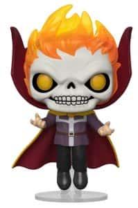 Los mejores FUNKO POP de Marvel - Funko de Ghost Rider - Funko de Ghost Rider Doctor Strange