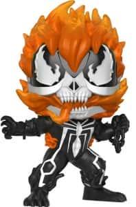 Los mejores FUNKO POP de Marvel - Funko de Ghost Rider - Funko de Ghost Rider venom