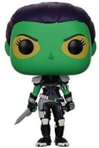 Los mejores FUNKO POP de Marvel - Funko de Guardianes de la Galaxia - Funko de Gamora