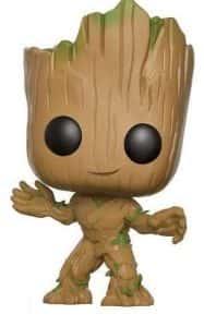 Los mejores FUNKO POP de Marvel - Funko de Guardianes de la Galaxia - Funko de Mini Groot gigante