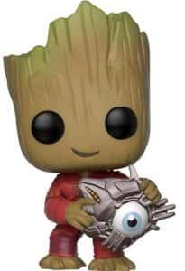 Los mejores FUNKO POP de Marvel - Funko de Guardianes de la Galaxia - Funko de Mini Groot ojo