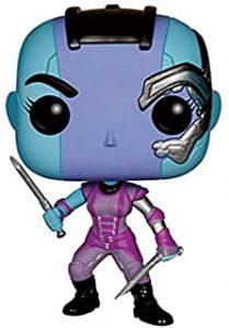 Los mejores FUNKO POP de Marvel - Funko de Guardianes de la Galaxia - Funko de Nebula clásico