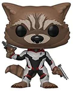 Los mejores FUNKO POP de Marvel - Funko de Guardianes de la Galaxia - Funko de Rocket EndGame