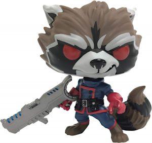 Los mejores FUNKO POP de Marvel - Funko de Guardianes de la Galaxia - Funko de Rocket clásico 2