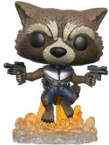 Los mejores FUNKO POP de Marvel - Funko de Guardianes de la Galaxia - Funko de Rocket