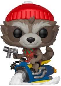Los mejores FUNKO POP de Marvel - Funko de Guardianes de la Galaxia - Funko de Rocket navidad