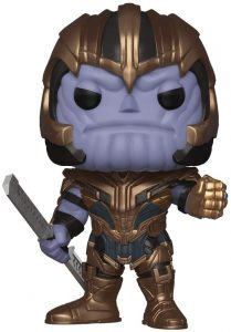 Los mejores FUNKO POP de Marvel - Funko de Thanos - Funko de Thanos End Game