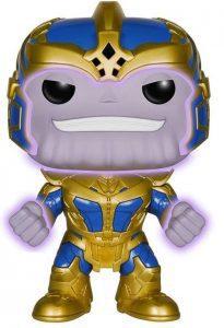 Los mejores FUNKO POP de Marvel - Funko de Thanos - Funko de Thanos clásico 15 cm