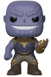 Los mejores FUNKO POP de Marvel - Funko de Thanos - Funko de Thanos con guantelete
