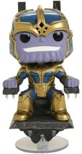 Los mejores FUNKO POP de Marvel - Funko de Thanos - Funko de Thanos en el trono