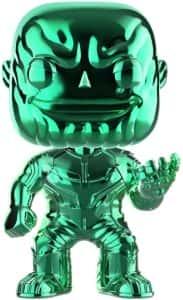 Los mejores FUNKO POP de Marvel - Funko de Thanos - Funko de Thanos verde