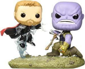 Los mejores FUNKO POP de Marvel - Funko de Thanos - Funko de Thanos vs Thor