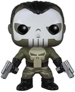 Los mejores FUNKO POP de Marvel - Funko de The Punisher - Funko de The Punisher Nemesis