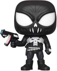 Los mejores FUNKO POP de Marvel - Funko de The Punisher - Funko de The Punisher Venom
