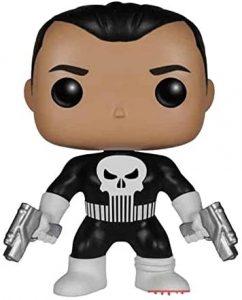 Los mejores FUNKO POP de Marvel - Funko de The Punisher - Funko de The Punisher clásico