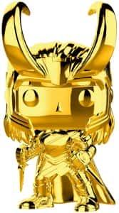 Los mejores FUNKO POP de Marvel - Funko de Thor - Funko de Loki dorado