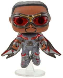 Los mejores FUNKO POP de Marvel - Funko del Capitan America - Funko de Falcon